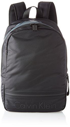 Calvin Klein Matthew 2.0 Backpack, Mochilas Hombre, Negro (Black), 16x41x30 cm...