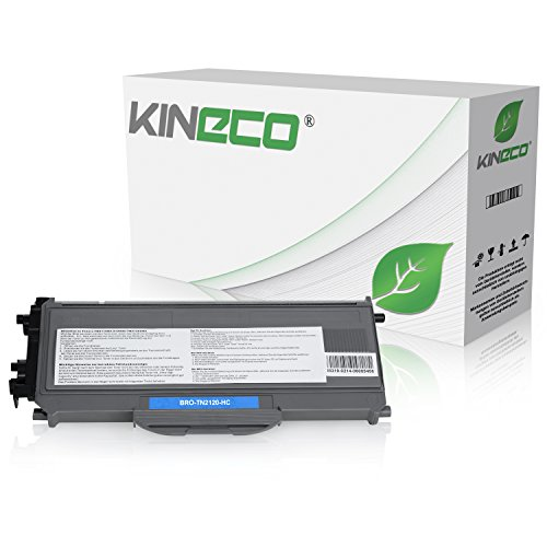 Toner kompatibel zu Brother TN-2120 TN2120 für Brother HL-2140, HL-2150N, HL-2170W, DCP-7030,...