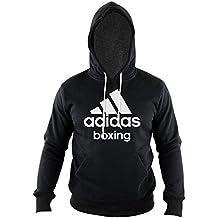Adidas-Sudadera de boxeo