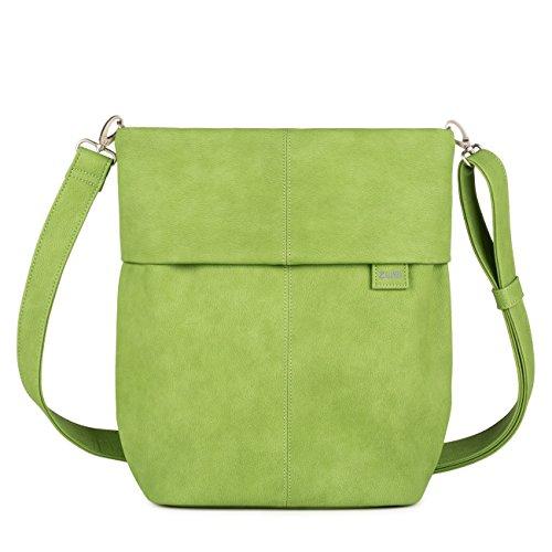 zwei Mademoiselle M12 Umhängetasche 31 cm Green