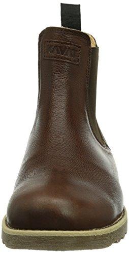 Kavat Bodas, Bottes Classiques Cheville Femme Marron - Braun (19 Darkbrown)