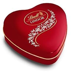 Lindt, Lindor Valentines heart tin 50g