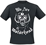 Motörhead We Are T-Shirt schwarz XL
