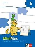 MiniMax / Themenheft Zahlen und Rechnen. 4. Schuljahr Ausleihmaterial: 2 Hefte