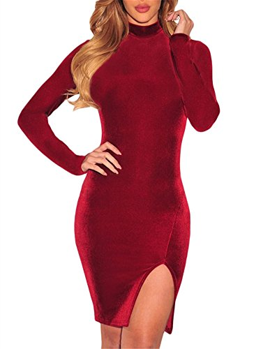 Cfanny - Robe - Cocktail - Femme red