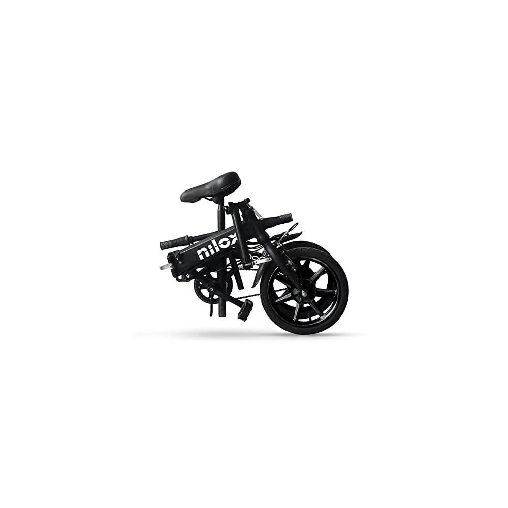 Nilox Doc X2 Bicicletta Elettrica E Bike Pedalata Assistita Pieghevole
