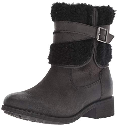 UGG Women's W Blayre Boot III Fashion, Black, 7.5 M US