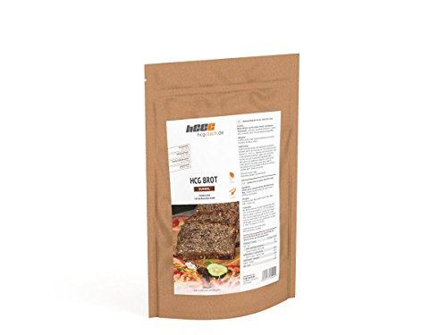 hCG-Brotbackmischung 250 g (Dark)