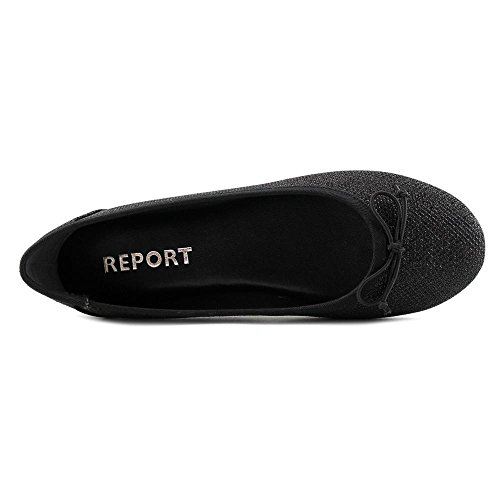 Report Marlee Synthétique Chaussure Plate Black
