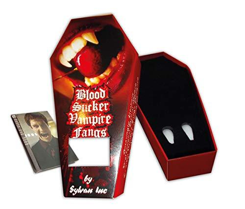 Vampirzähne Mit Blut - Zoelibat 97163957-001 Halloween Vampirzähne aus thermoplastischer