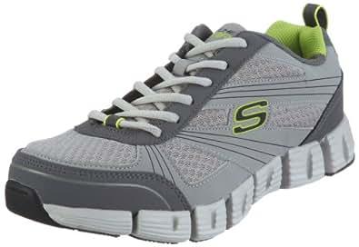 Skechers Stride 51128 Herren Fashion Sneakers, Grau (GYGR), 41.5
