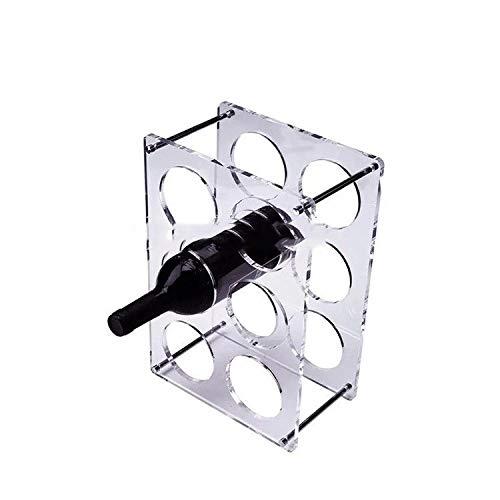 Acryl Wine Rack Weinanzeigeacryl Aufmä Plexiglas Cup Stehen