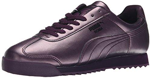 Puma Roma Metallic Sneaker Plum/Italian Plum