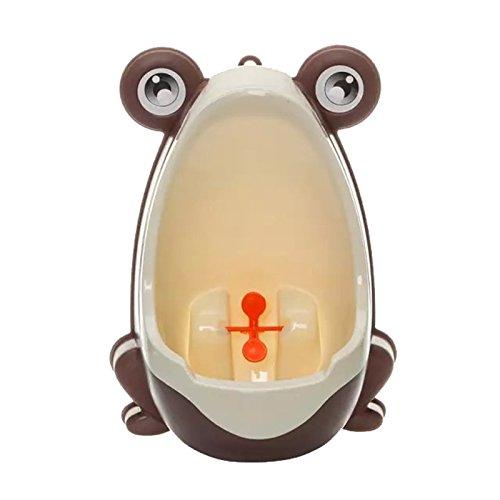 8. Kindertoilette, Pissoir für Jungen, niedlicher Frosch