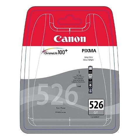 Canon CLI-526 GY BL W/O SEC Cartouches séparées pour Imprimante jet d