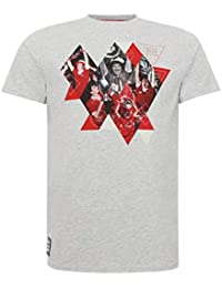 FC Liverpool Retro Collage - Camiseta c535462092b22