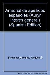 Armorial de Apellidos Espaoles - Heraldica (Biblioteca Golpe de Dados)