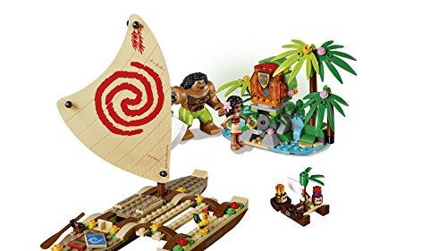 LEGO Disney Princess - Viaje oceánico de Vaiana (41150)
