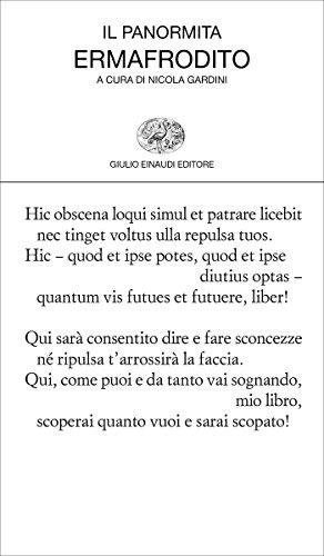 Ermafrodito (Collezione di poesia Vol. 448) (Italian Edition ...