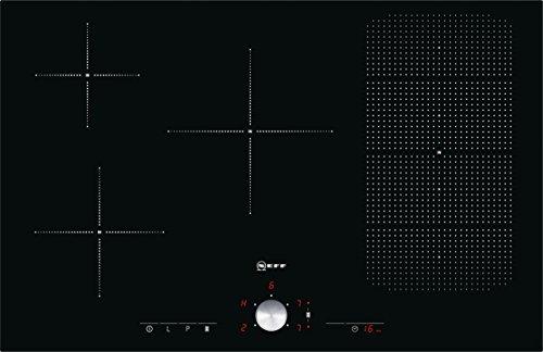 Neff TT 5586 X Kochfeld Elektro/Induktion / 79,20 cm/Kochstelle Glaskeramik/schwarz