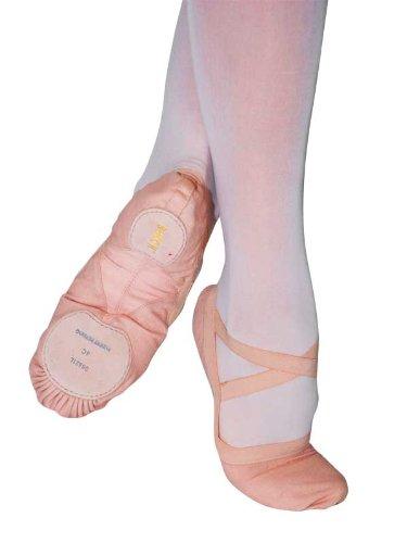 Bloch 621 Pro Elastic Toile Ballet Shoes No