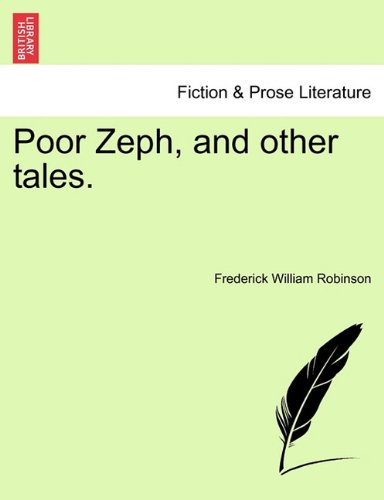 Poor Zeph, and other tales.
