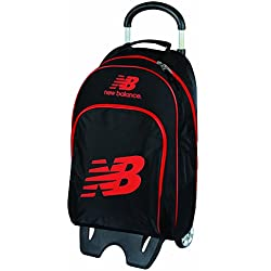 Copywritte New Balance Mochila Carro, Color Negro