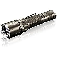 JETBeam IIIM-PRO Militar Táctica Serie linterna LED, paquete Regalo - Entrega con L'lysColors de alto rendimiento BRC 18650 Batería