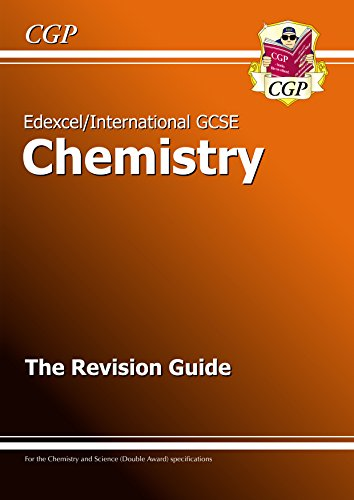Edexcel  International GCSE Chemistry Revision Guide with Online Edition (A*-G course) (CGP IGCSE A*-G Revision)