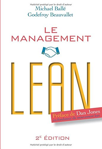 Le management Lean 2e édition par Michael Ballé