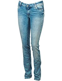 Teddy smith - Pin up 3 slim jeans lady - Pantalon jeans slim