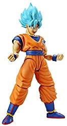 Kit modello Dragon Ball Kit Super Saiyan Son Goku Model Kit 18cm Figura-rise Standard