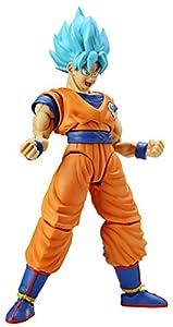 Bandai Hobby Figure-rise Standard Dragon Ball Super Saiyan God Son Goku Kit De Modelismo Maqueta - Necesario Su Montaje
