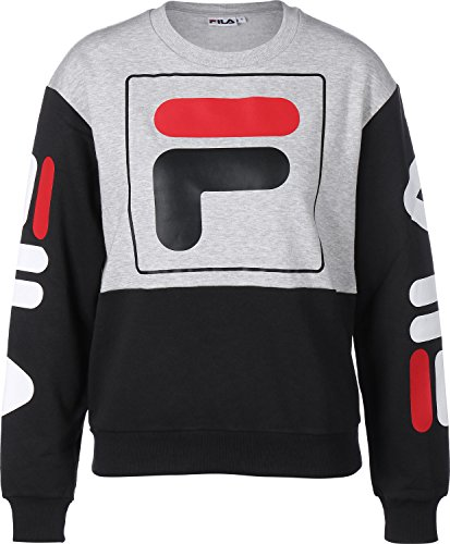fila-date-crew-w-sweater-light-grey
