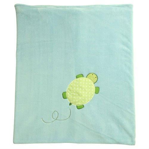 Kids Line Frosch Teich Boa Kinderbett/Bett Decke (Line-frosch)