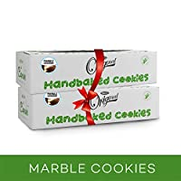 WISH A CUPCAKE Handmade Marble Cookies 600 gm (Pack of 2)