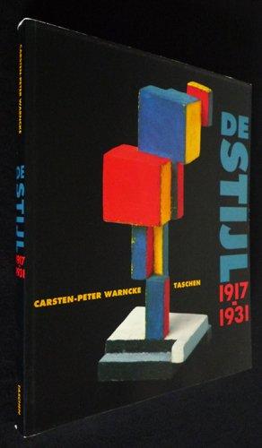 L'idal en tant qu'art, De Stijl, 1917-1931