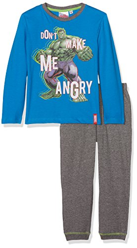 Marvel-Avengers-Smash-Loyal-Awesome-Fearless-Conjuntos-de-Pijama-para-Nias