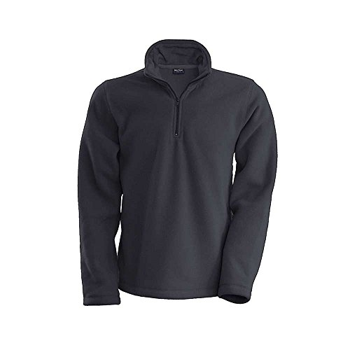 Kariban Enzo ¼ Zip Fleece