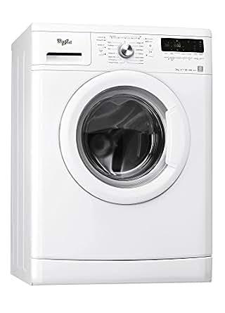 Whirlpool AWOD 4944 Autonome Charge avant 9kg 1400tr/min A+++ Blanc machine à laver - machines à laver (Autonome, Charge avant, Blanc, Gauche, LED, 58 L)