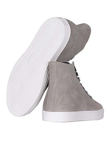 Sneakers Hogan Rebel R141 Beige