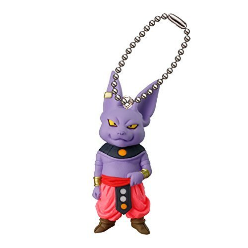 LLAVERO UDM THE BURST CHAMPA DRAGON BALL SUPER