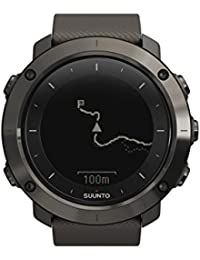 "Multifunktionsuhr / GPS Uhr ""Traverse"" black"
