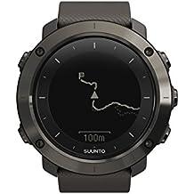 Suunto Traverse - SS022226000 - Reloj GPS Outdoor para excursionismo y senderismo - Sumergible - Gris Grafito - Talla única