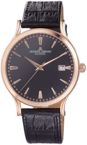 Jacques Lemans Gents Watch 1935 Series 1-1497 F