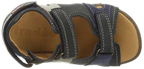 FRODDO Froddo Boys Sandal G3150088, Sandales  Bout ouvert garçon Blau (Blue)