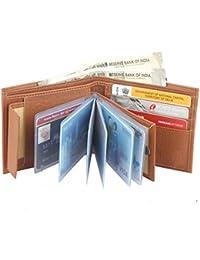 Samtroh Tan Men's Wallet