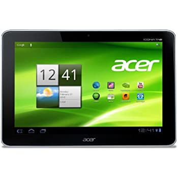 acer iconia a210 25 7 cm tablet pc wei. Black Bedroom Furniture Sets. Home Design Ideas