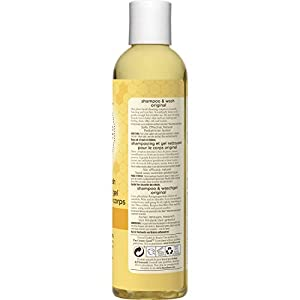 Burt's Bees Baby Shampoo And Wash, Natural, Tear Free Baby Wash,Original, 235 ml