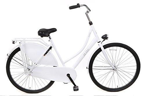 """Unbekannt 28"""" 28 Zoll Damen Fahrrad Holland City Fahrrad Rad HOLLANDRAD DAMENFAHRRAD CITYRAD DAMENRAD Roma Weiss"""